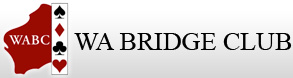 WA Bridge Club logo